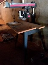 Craftsman 10 in. Radial Arm Saw in Fort Leavenworth, Kansas