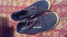 blue shoes in Fort Campbell, Kentucky