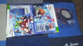 xbox 360 disney infinity 2.0 starter pack 2 boxs in Fort Campbell, Kentucky