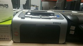 HP Black and White Laser Printer - With Toner in San Diego, California
