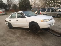 Parting out 1998 Toyota Corolla in Camp Lejeune, North Carolina