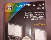 NIB 2 x 400W Halogen Construction Light w/tripod in Ramstein, Germany