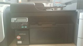 HP Black and white all in one laser printer With toner in San Diego, California