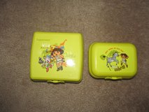 Dora the Explorer Tupperware Set NEW in Columbus, Georgia