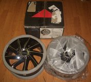 "Lot Of Two (2) MKW Size 17""x7.5"" Rims - New! in Moody AFB, Georgia"