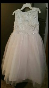 Confirmation/Flower Girl Dress (White) in Bolingbrook, Illinois