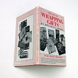 1950 ART OF WRAPPING GIFTS Drucella Lowrie, Vtg Illustrations in Wheaton, Illinois