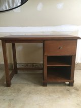 Small Desk in Quantico, Virginia