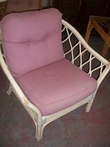 Bamboo Floral Print Chair in Cherry Point, North Carolina