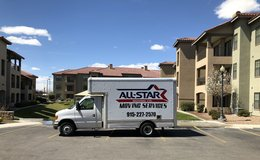 MOVERS! All Star Moving Co. in El Paso, Texas