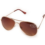 Brand New Women Heart Aviator Sunglasses in Ramstein, Germany