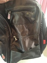 Like-New Fisher Price Daddy Backpack/Diaper Bag in Oceanside, California