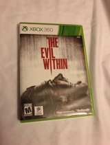 The Evil Within Xbox 360 in Travis AFB, California