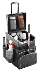 Rubbermaid Commercial Products Executive Janitorial Housekeeping Quick Cart, Large in Oswego, Illinois