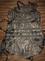 molle ruck sack in Fort Bragg, North Carolina