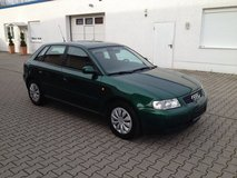 Audi A3 Sportback 4Dr AUTOMATIC A/C Alloys New Service New TÜV, REDUCED !! in Ramstein, Germany
