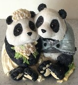Panda Wedding Couple in Okinawa, Japan