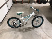 "Great Shape Girls 20"" Mountain Bike in Bolingbrook, Illinois"