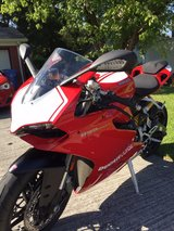 2014 Ducati 899 Panigale 10,500 miles in Camp Lejeune, North Carolina