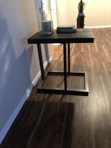 Coffee and two end tables in Davis-Monthan AFB, Arizona