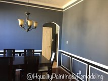 Interior & Exterior Painting Services in Kingwood, Texas