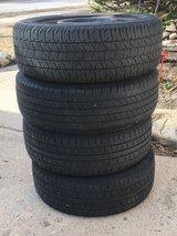 """4- 16"""" tires in Glendale Heights, Illinois"""