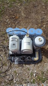 2 Intex Salt water pump in Fort Leonard Wood, Missouri