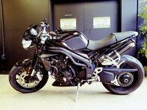 2009 TRIUMPH SPEED TRIPLE, 1050cc, Unleaded Gas in Fort Campbell, Kentucky