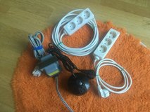 Transformers and 220v extension cords in Wiesbaden, GE