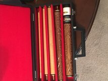 Pool cues in Lawton, Oklahoma