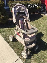 Stroller in St. Charles, Illinois