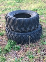 Large Workout Tires in Camp Lejeune, North Carolina