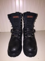 Harley Davidson Men's Riding Boots in Naperville, Illinois