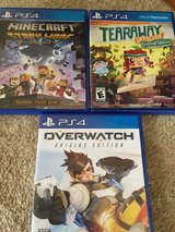 PS4 Video Games in Fort Meade, Maryland