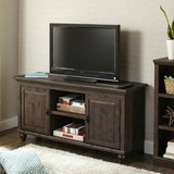 Crossmill TV Stand Buffet (Aged Walnut) - NEW! in Chicago, Illinois