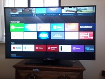 55 inch sony smart tv in Fort Irwin, California