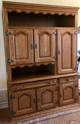 Genuine rustic style ' Schrank' room extension made in Belgium with solid oak front .......... in Watertown, New York