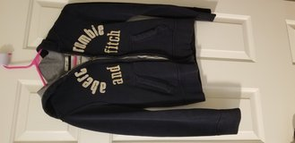 Abercrombie and Fitch zip up hoodie-boys in Spring, Texas
