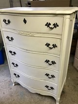 Beautiful Chest of Drawer Distressed Chalk paint in Fort Benning, Georgia