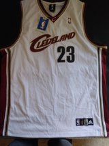 New Authentic Lebron Jersey in Fort Leonard Wood, Missouri