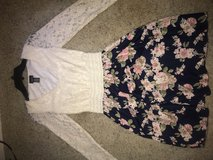 Homecoming dress floral ?? in Fort Riley, Kansas