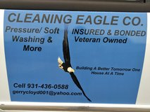 Pressure Washing Company in Dickson, Tennessee
