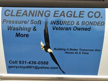 Pressure Washing Company in Clarksville, Tennessee