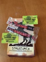 Two 3-Day Stagecoach GA Tickets and Shuttle Passes in Camp Pendleton, California