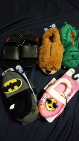 Kids Slippers (Brand new) in Fort Irwin, California
