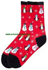 Adorable Penguin & Snowman Socks by K Bell Brand New In Pack in Camp Lejeune, North Carolina