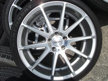 20inch rims and tires set(6) in Okinawa, Japan
