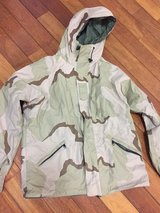 Gortex DCU coat used in Okinawa, Japan
