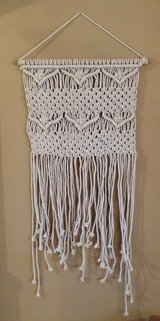 Macrame wall hanging in Fort Leonard Wood, Missouri