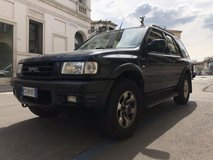 Opel Frontera AUTOMATIC (2001, Blue, 48,000mi) in Vicenza, Italy
